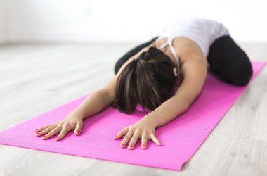 séance de yoga, hatha yoga